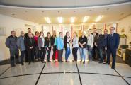 Mitarbeiter der Wilharm Immobiliengesellschaft und Grundstücksverwaltungen mbH in Celle