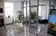 Büroeingang der Wilharm Immobiliengesellschaft und Grundstücksverwaltungen mbH in Celle