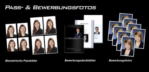 Professionelle Bewerbungsfotos
