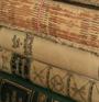 Sammlung ordentlich und chronologisch sortiert aufbewahren