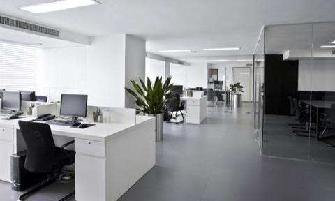 Sauberkeit am Arbeitsplatz erhöht die Effektivität.