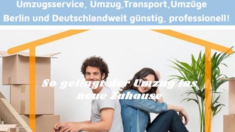 Speed Umzüge & Transporte: Der zuverlässige Umzugsservice in Reinickendorf in Berlin