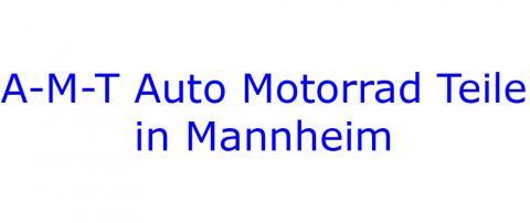 KFZ Reparaturservice Mannheim: A-M-T Auto & Motorradteile in Mannheim