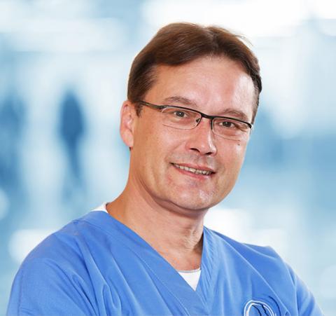 Kieferchirurg Dr. Dr. Griebenow in Dortmund