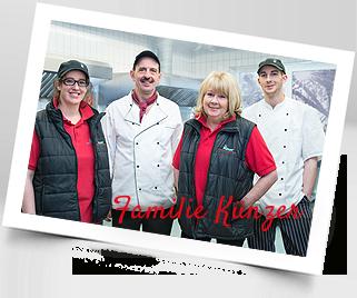Cateringservice der Familie Künzer