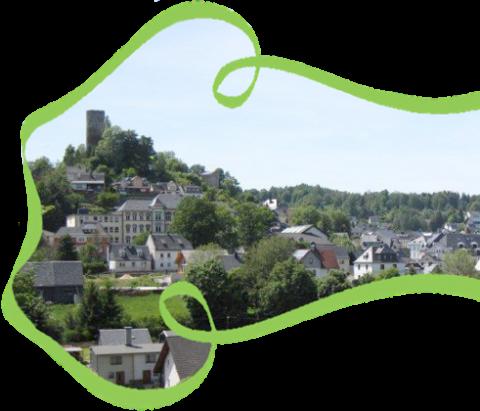 Mit dem Alpaka durch Thüringen touren in Bad Lobenstein