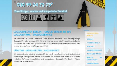 Ihr Umzugsunternehmen in Pankow: Umzugshelfer Berlin in Berlin