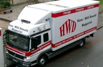 HWD Umzugsservice in Wuppertal: Fachgerechter Umgang mit Ihrem Hab und Gut in Wuppertal
