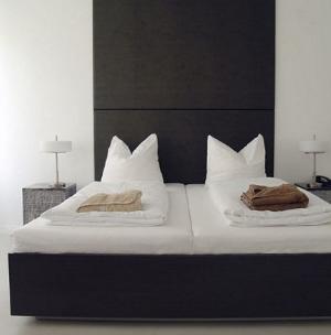 Das Hotel bietet ein komfortables Ambiente