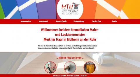 MTH Malerfachbetrieb in Mülheim an der Ruhr in Mülheim an der Ruhr