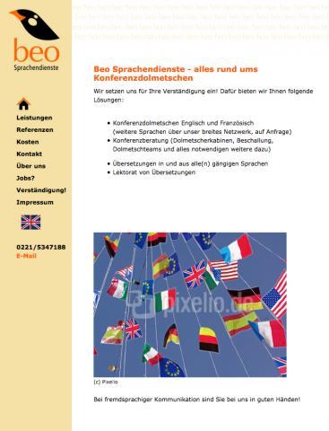 Beo Sprachendienste - Dolmetscher in Köln in Köln