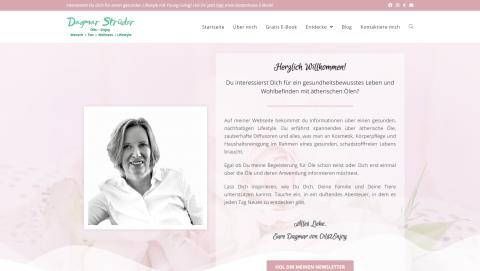 Dagmar Strüder: Ihre Aromapraktikerin in Nidderau in Nidderau
