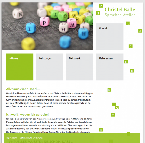 Christel Balle Sprachen-Atelier - Dolmetscher in Hennef (Sieg) in Hennef (Sieg)