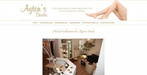 Ayten's Studio in Dillenberg – Ihr Ansprechpartner für schöne Haut in Dillenburg