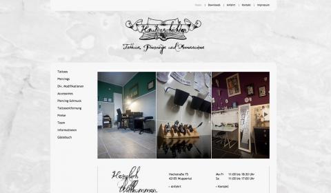 Tattoo Studio in Wuppertal  in Wuppertal