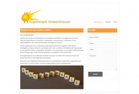 Praxis für Ergotherapie - Ergotherapie in Bad Münder am Deister in Bad Münder am Deister