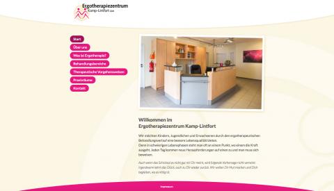 Ergotherapiezentrum Kamp-Lintfort - in Kamp-Lintfort in Kamp-Lintfort
