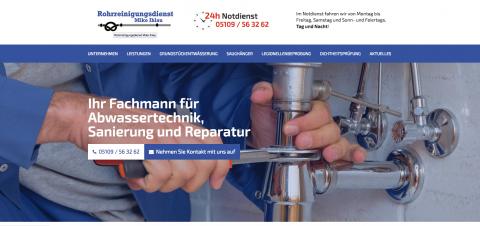 Grundstückentwässerung in Hannover: Rohrreinigungsdienst Ihlau in Ronnenberg