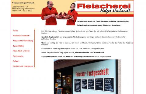 Fleischerei & Catering Holger Umlandt - Catering in Hamburg in Hamburg