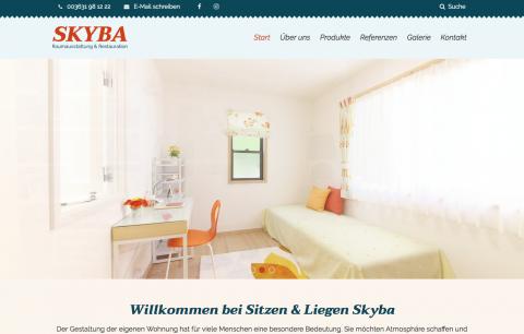 Raumausstattung und Restaurierung in Nordhausen – Sitzen & Liegen W.-Ulrich Skyba in Nordhausen