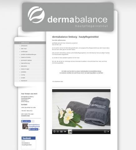 Hautpflegeinstitut Dermabalance in Limburg in Limburg