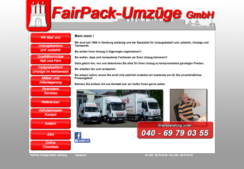 FairPack-Umzüge GmbH -  in Hamburg in Hamburg