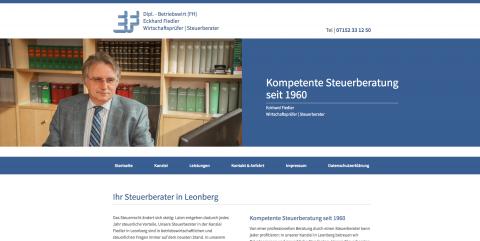 Professionelle Hilfe für die Steuererklärung und den Jahresabschluss in Leonberg