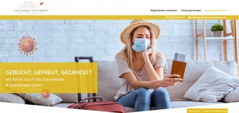 Flug gecancelt? Setzen Sie Ihr Recht in der Coronakrise durch in Frankfurt am Main