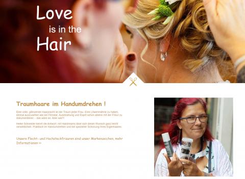 Haare machen Leute – Haarstudio Heike Schneider in St. Wendel  in St. Wendel