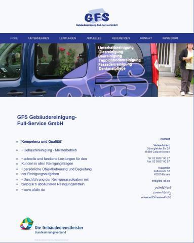 Gebäudereinigung in Gelsenkirchen: Gebäudereinigung Full Service GmbH in Gelsenkirchen