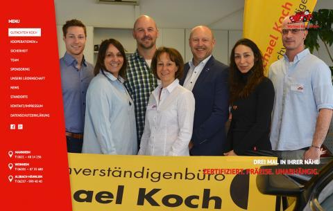 Michael Koch GmbH – Kfz-Sachverständigenbüro: richtig beraten in Mannheim