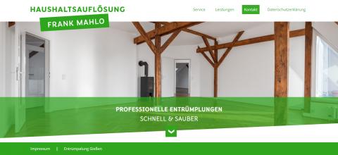 Professionelle Haushaltsauflösung Heuchelheim: Frank Mahlo in Heuchelheim