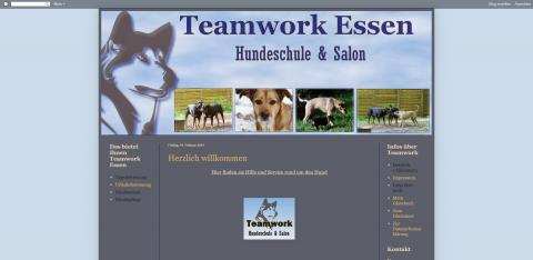 Teamwork Essen Hundeschule und Salon - Hundeschule in Essen in Essen