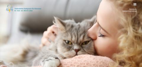 Aus Liebe zum Tier: Kleintierpraxis Dr. med. vet. Bernd Lukas in Amberg in Amberg
