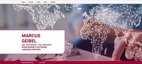 Sprachdienstleistungen Marcus Geibel in Viersen in Viersen
