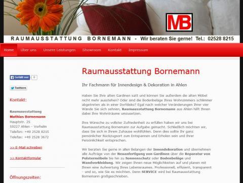 Raumausstattung Bornemann in Ahlen in Ahlen