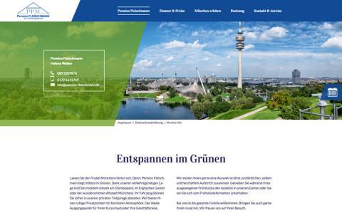 Ihre perfekte Bleibe in München: Pension Fleischmann in München