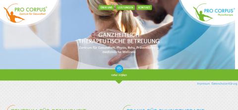 Praxis für Physiotherapie Pro Corpus in Bad Neuenahr-Ahrweiler in Bad Neuenahr-Ahrweiler