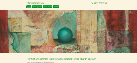 Sie suchen eine Rechtsanwaltskanzlei in Bochum? Sie haben sie gefunden in Bochum