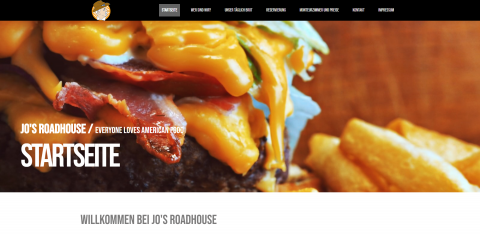 Jo´s Roadhouse - Restaurant in Kevelaer in Kevelaer