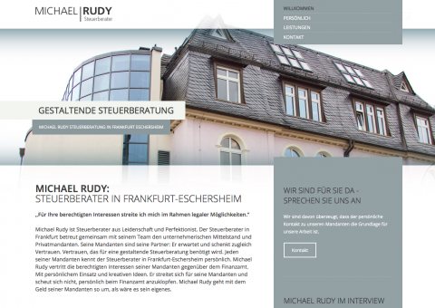 Steuerberater Michael Rudy aus Frankfurt in Frankfurt