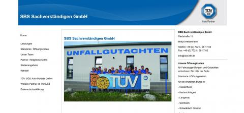 Umfassende Fahrzeugprüfungen vom Profi – SBS Sachverständigen GmbH in Heidenheim