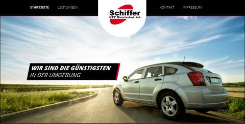 Transportunternehmen Walter Schiffer GmbH & Co. KG in Hagen in Hagen