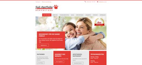 Ihre Apotheke in Duisburg – Süd Apotheke in 47259