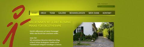 Praxis für Ergotherapie Ulrike Bleiming - Ergotherapie in Coesfeld in Coesfeld