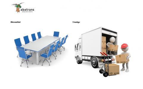 Büromöbel in München: abatrans Umzug und Logistik GmbH