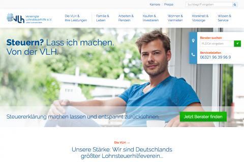 Vereinigte Lohnsteuerhilfe e. V.  - Steuerberatung in Pforzheim in Pforzheim