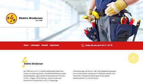 Elektro Brodersen - Elektriker in Bordelum in Bordelum