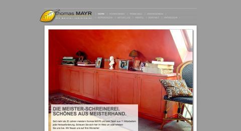 Thomas Mayr GmbH - Schreiner in Bad Heilbrunn in Bad Heilbrunn