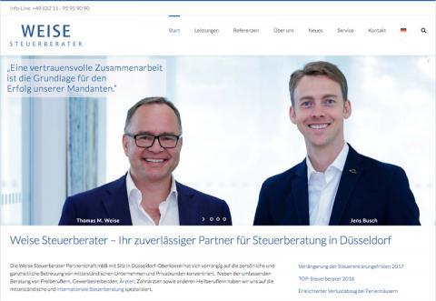 Weise Steuerberater Partnerschaft mbB - Steuerberatung in Düsseldorf in Düsseldorf